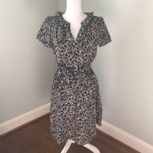 Floral Ann Taylor Loft Dress